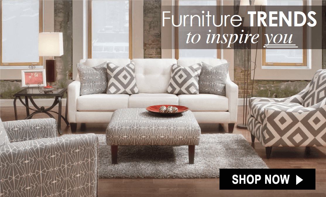 Furniture Trends to Inspire You - shop now!